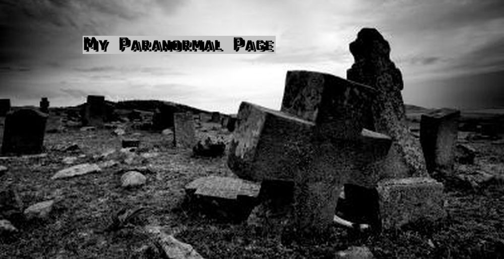 paranormal page banner